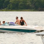 bow-rider bareboat charter Annapolis md Chesapeake bay Annapolis md south river boat
